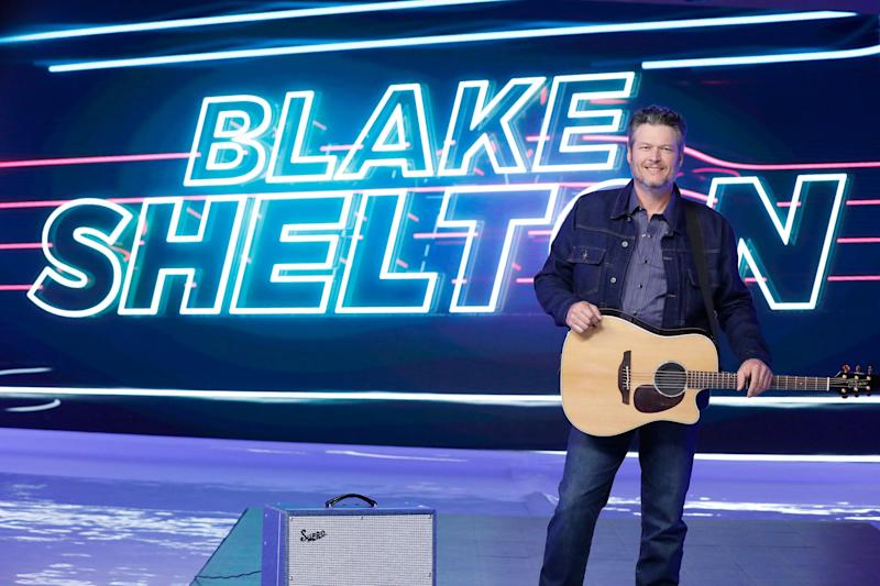 Has Season 16 of 'The Voice' become 'The Blake Shelton Show'? (Photo: Trae Patton/NBC/NBCU Photo Bank)