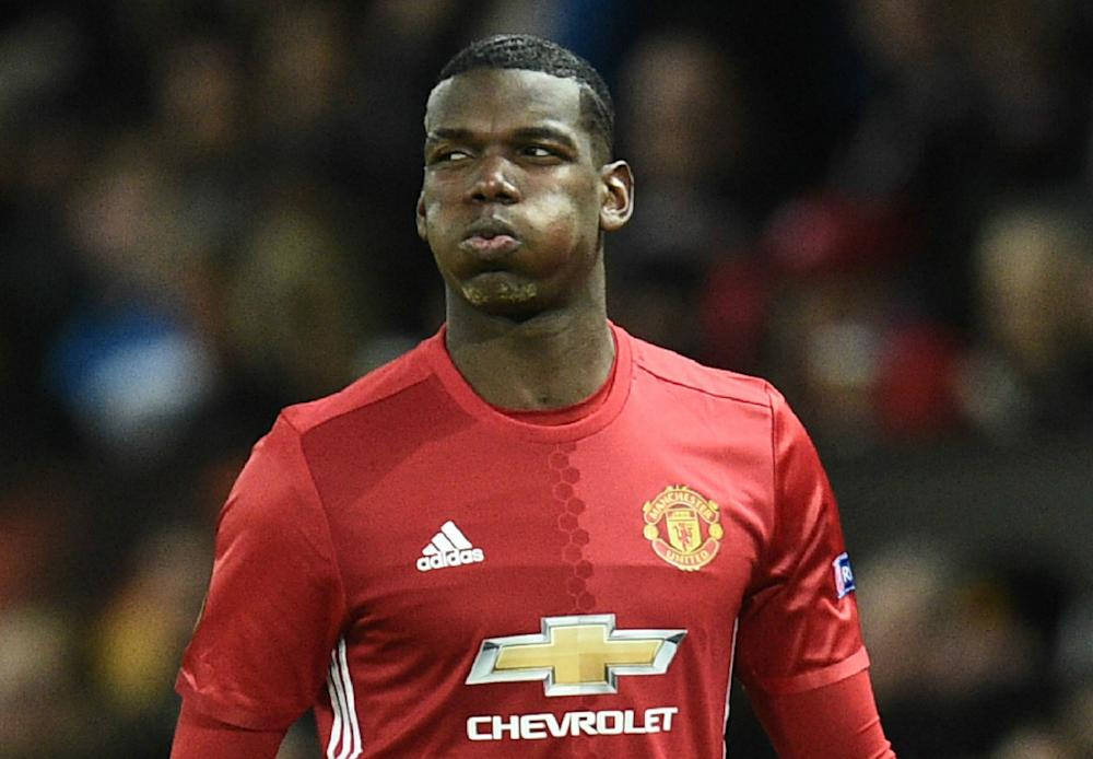 HD Paul Pogba Manchester United