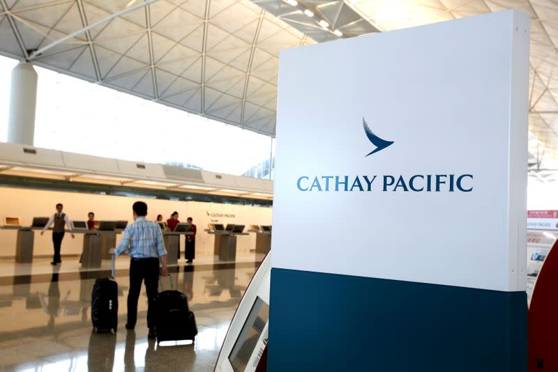 Cathay Pacific to lay off overseas cabin crew, furlough pilots