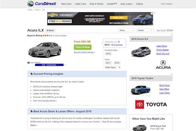 The Best Used Car Websites For 2020