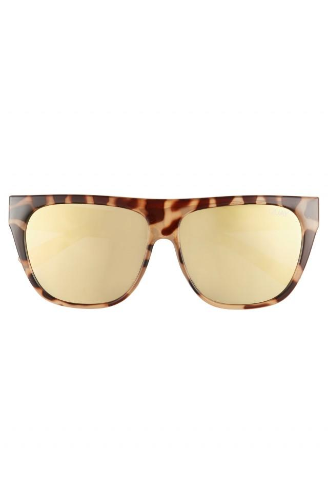 Quay flat top sunglasses