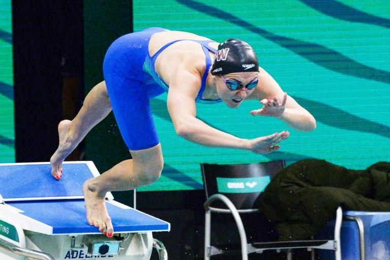 Australian Ariarne Titmus will challenge Katie Ledecky in the Olympic freestyle events