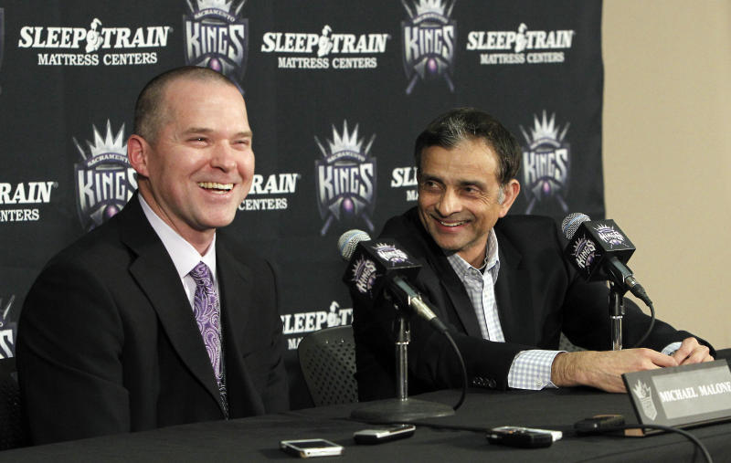 Kings' new regime takes long-term approach