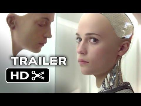 """<p>Writer Alex Garland (28 Days Later) is the director behind this marvellous thriller, starring Caleb Smith (Domhnall Gleeson) – a programmer who wins a competition at his company to spend a week at the estate of its CEO, Nathan Bateman (Oscar Isaac). </p><p>Smith learns that he's been chosen as the human test for a Turing-like consciousness experiment for Bateman's latest 'batch' of artificial intelligence, Ava (former ELLE UK cover star Alicia Vikander). </p><p>If ever there was a lesson that humans shouldn't mess with mankind, this is it. </p><p><a class=""""link rapid-noclick-resp"""" href=""""https://www.netflix.com/title/80023689"""" rel=""""nofollow noopener"""" target=""""_blank"""" data-ylk=""""slk:WATCH ON NETFLIX"""">WATCH ON NETFLIX</a></p><p><a href=""""https://www.youtube.com/watch?v=EoQuVnKhxaM"""" rel=""""nofollow noopener"""" target=""""_blank"""" data-ylk=""""slk:See the original post on Youtube"""" class=""""link rapid-noclick-resp"""">See the original post on Youtube</a></p>"""