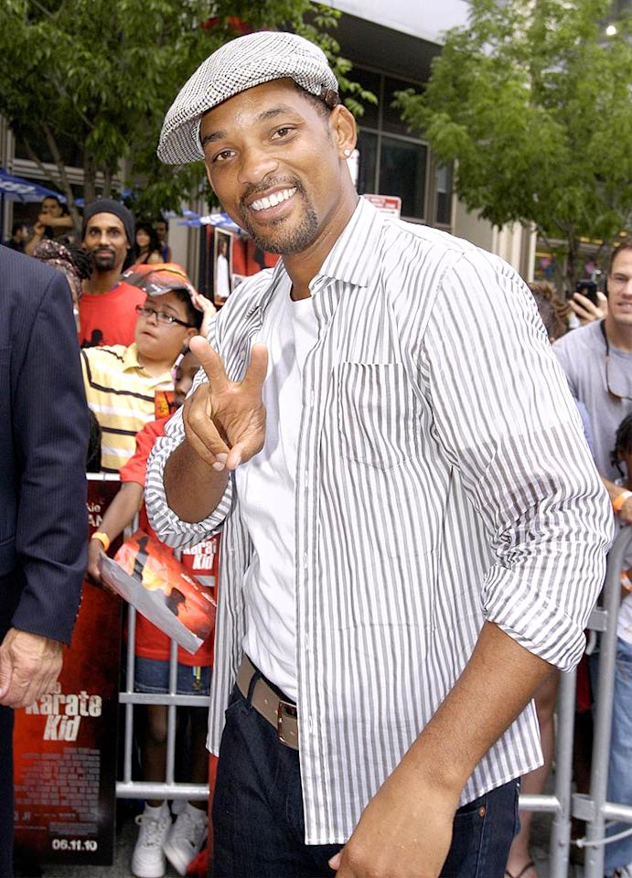 """The <i>Daily Mirror</i> reports that Will Smith, who started his career as a singer before becoming a big-time movie star, is going back to his musical roots. According to the paper, in a """"massive coup"""" Simon Cowell signed Smith to be a judge on the upcoming U.S. edition of """"X Factor."""" For the inside scoop on Smith's judging duties with the music competition show, read what his rep exclusively told <a href=""""http://www.gossipcop.com/will-smith-x-factor-judge-simon-cowell/"""" target=""""new"""">Gossip Cop</a>. Paul Warner/<a href=""""http://www.wireimage.com"""" target=""""new"""">WireImage.com</a> - May 26, 2010"""
