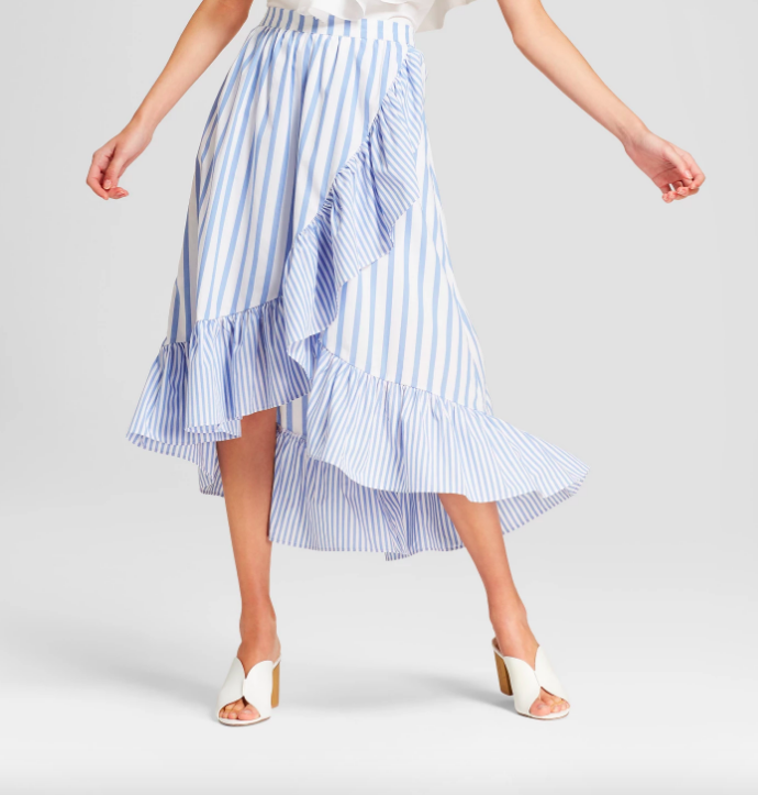 One, two, three, and twirl! Available in sizes XS to XXL.