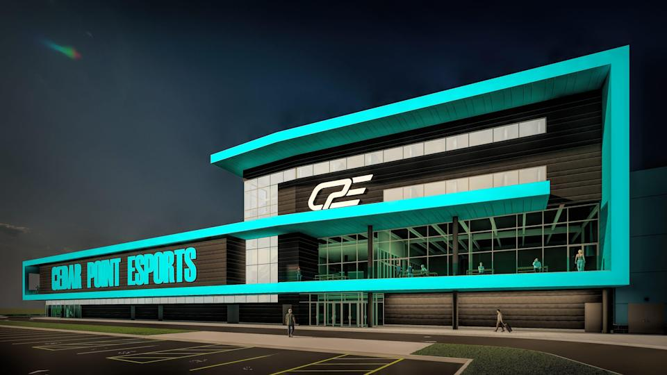 The parent company of amusement and water parks like Carowinds,Schlitterbahn and Knotts Berry Farm plans to build a $28 million esports arena near its flagship park, Cedar Point in Ohio.