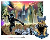 <p>Can you spot the Easter eggs in Black Panther's homeland? </p>