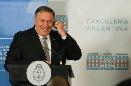 Pompeo says Iran needs to 'come to the table' for talks as tensions rise