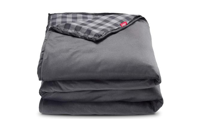 Endy weighted blanket, $195. (Image via Endy)