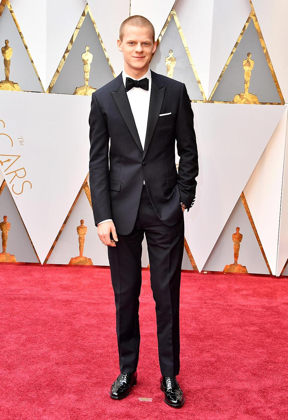 <p>Actor Lucas Hedges attends the 89th Annual Academy Awards at Hollywood & Highland Center on February 26, 2017 in Hollywood, California. (Photo by Steve Granitz/WireImage) </p>
