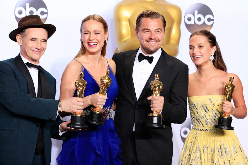 The Oscars are the most prestigious ceremony in show business