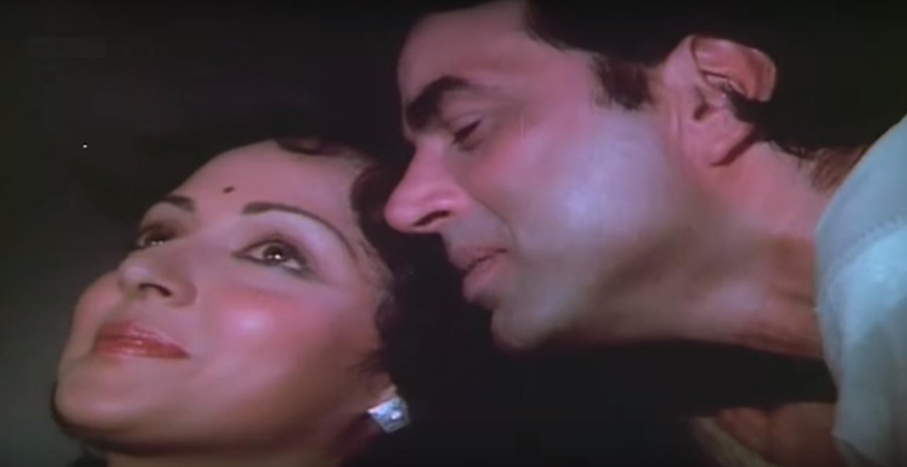 <p>Hema and Dharmendra came together for the first time in the 1970 release, <em>Sharafat. </em>And though they worked in a couple of other movies together, one of their most fondly remembered movies is <em>Seeta Aur Geeta</em> that was released in 1972. After the success of this flick, producer would line up at their gates to sign them up together; and we as audience got <em>Raja Jani, Jugnu, Pratigya </em><em>and the iconic Sholay. </em> </p>
