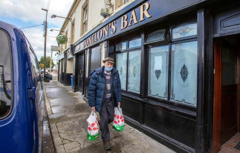 Record pub lockdown leaves rural Ireland high and dry