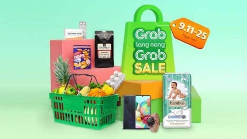 Grab continues to bring happiness and excitement with 'Grab lang nang Grab Sale'