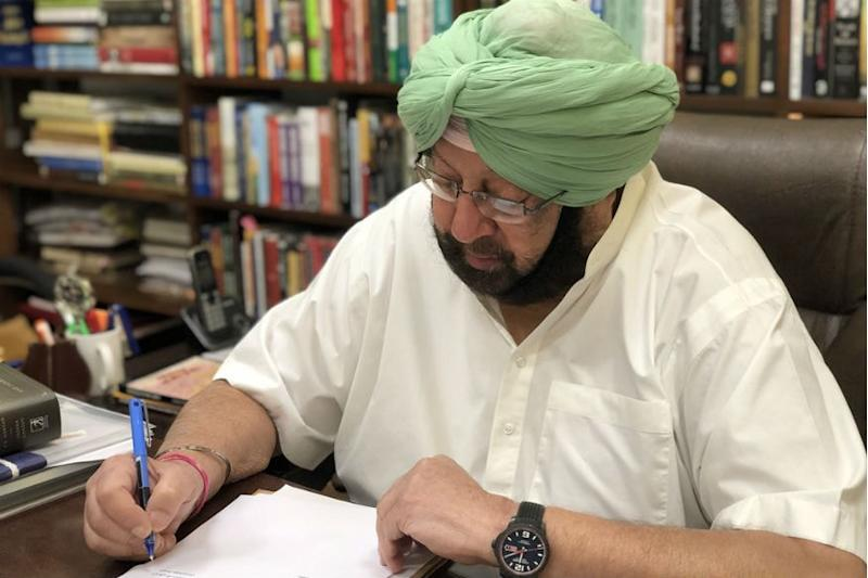 Will Write to Centre for Cancellation of Varsity Exams, Says Punjab CM Amarinder Singh