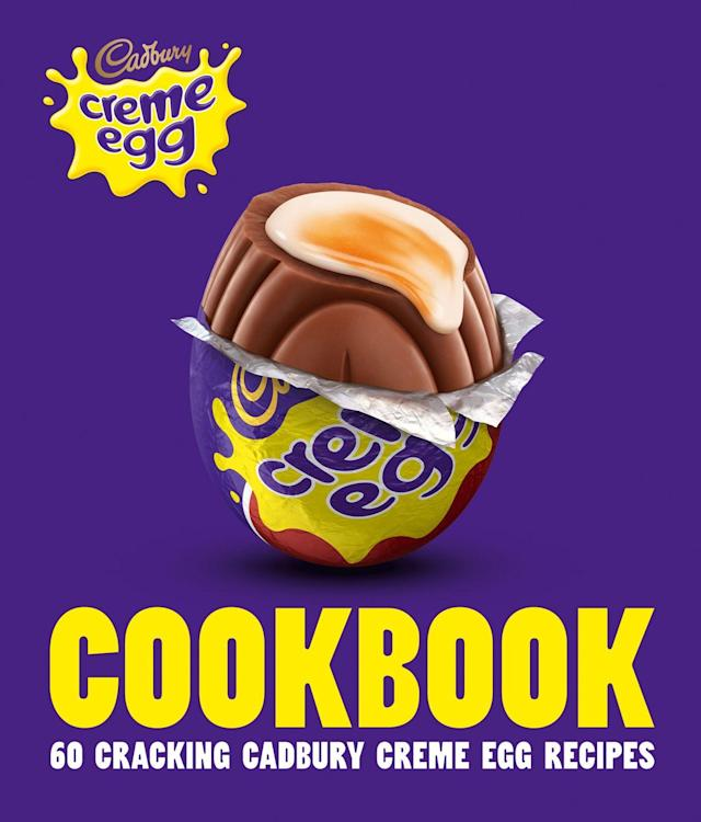 """<p><strong>Release: </strong>March 2020 </p><p>For this cookbook, Cadbury teamed up with Great British Bake-Off star, Martha Collinson and Cake Designer, Georgia Green to contribute and create a bunch of delicious Creme Egg inspired treats. From Creme Egg banana pavlova to millionaires shortbread, these recipes look insanely tasty!</p><p><a class=""""link rapid-noclick-resp"""" href=""""https://www.amazon.co.uk/Creme-Egg-Cookbook-Cadbury/dp/0008356874?tag=hearstuk-yahoo-21&ascsubtag=%5Bartid%7C2159.g.28871146%5Bsrc%7Cyahoo-uk"""" rel=""""nofollow noopener"""" target=""""_blank"""" data-ylk=""""slk:BUY NOW"""">BUY NOW</a> <strong>Creme Egg Cookbook, amazon.co.uk</strong><br></p>"""