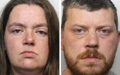Sarah Barrass and Brandon Machin admitted murder charges at Sheffield Crown Court - PA