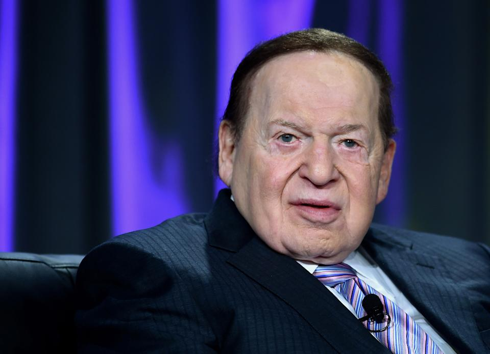 Sheldon Adelson. (Foto: Ethan Miller/Getty Images)