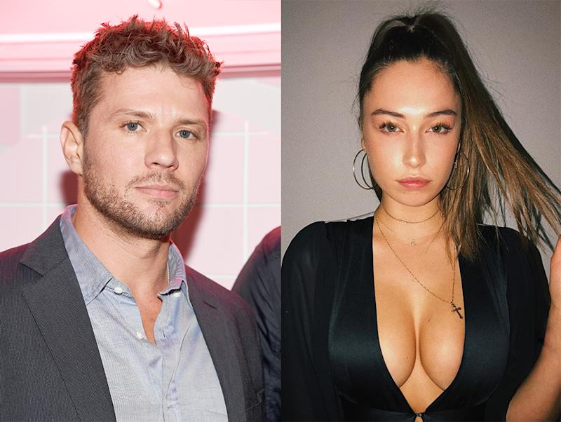 Ryan Phillippe and Elsie Hewitt.