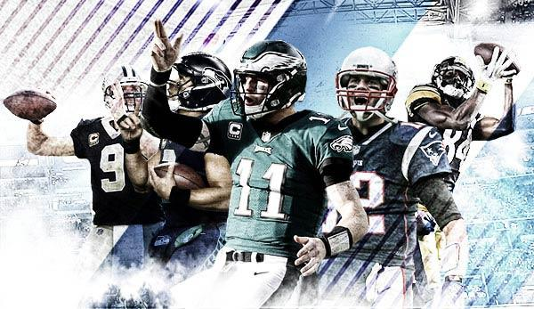 NFL: Power Ranking: Wer stürmt in die Playoffs?
