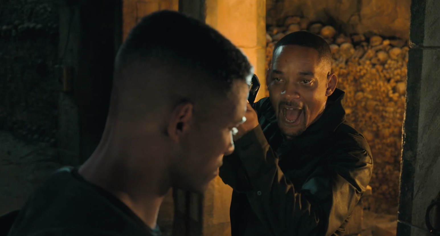 You get two Will Smiths for the price of one in Gemini Man (Paramount)