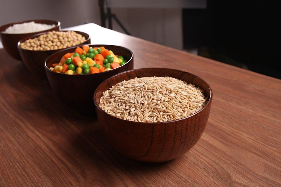 Consumption of pulses and vegetables would need to increase (Pixabay)
