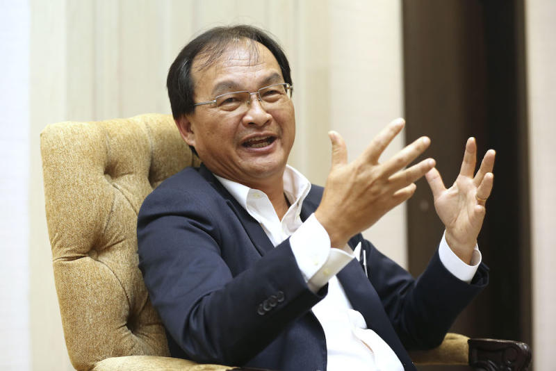 Baru Bian said Sarawak PKR has identified potential candidates in some areas. — Picture by Yusof Mat Isa