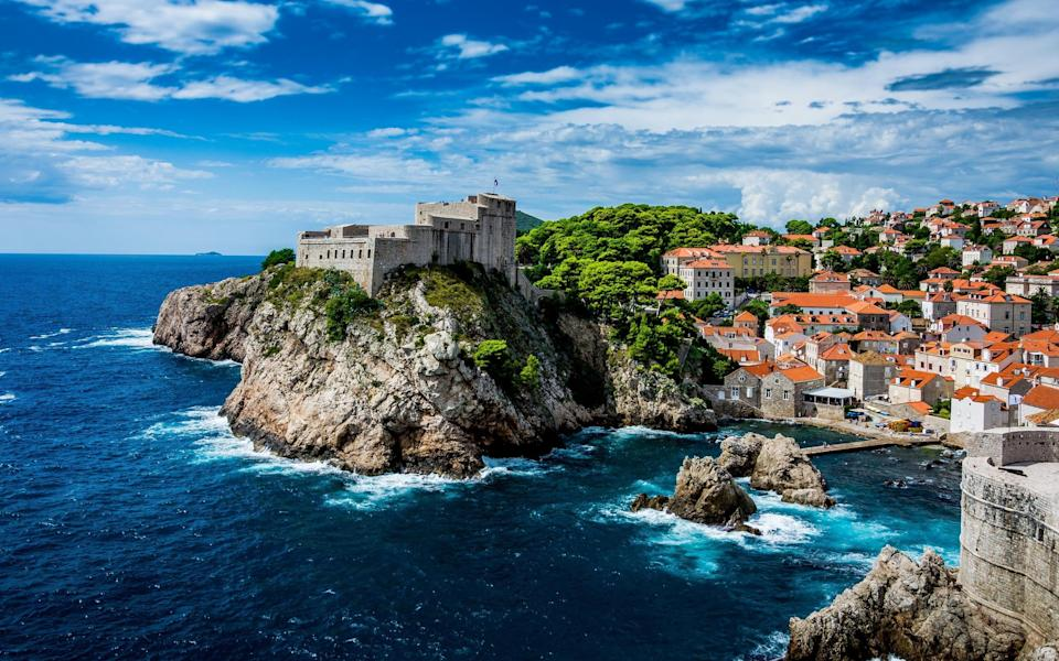 Dubrovnik - PAVLE PERIC/GETTY