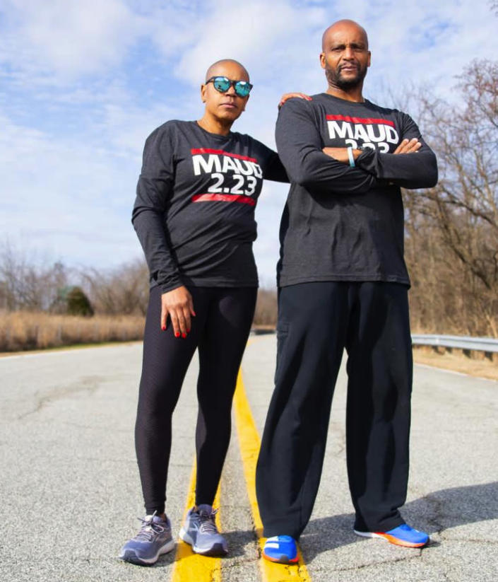 Image: Tyrone T. Irby and Crystal Irby (Courtesy Tyrone T. Irby)