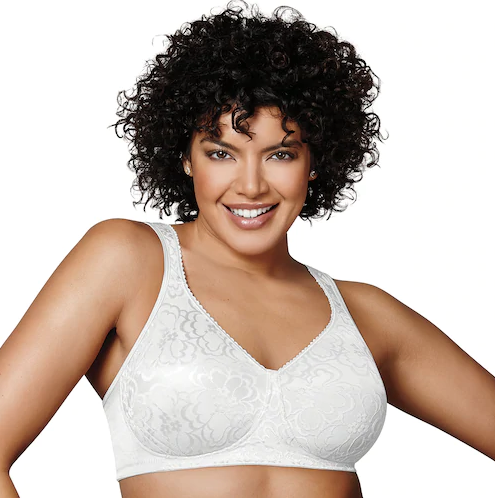 "<p><strong>Playtex</strong></p><p>kohls.com</p><p><strong>$18.99</strong></p><p><a href=""https://go.redirectingat.com?id=74968X1596630&url=https%3A%2F%2Fwww.kohls.com%2Fproduct%2Fprd-851246%2Fplaytex-bra-18-hour-ultimate-lift-support-full-figure-bra-4745-womens.jsp&sref=https%3A%2F%2Fwww.oprahmag.com%2Fstyle%2Fg27533994%2Fmost-comfortable-bras%2F"" target=""_blank"">Shop Now</a></p><p>The soft cup design and lift panels here give your chest natural shape and support. One reviewer on <a href=""https://www.kohls.com/product/prd-851246/playtex-bra-18-hour-ultimate-lift-support-full-figure-bra-4745-womens.jsp"" target=""_blank"">Kohls.com</a> wrote, ""This is the only bra I've found that I can wear comfortably since putting on weight.""</p>"