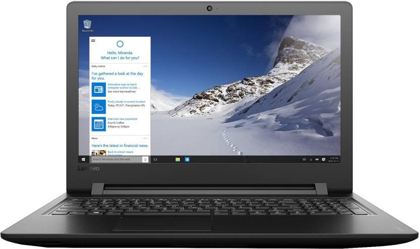<p>Lenovo Core i3 6th Gen – (4 GB/1 TB HDD/Windows 10 Home) Ideapad 110 Laptop (15.6 inch, Black, 2.2 kg), Price: 30,990, Features: HD LED Backlit Display, Intel Core i3 Processor (6th Gen)<br />4 GB DDR4 RAM, 64 bit Windows 10 Operating System, 1 TB HDD, and 15.6 inch Display </p>