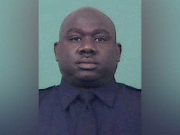 PHOTO: NYPD Detective Cedric Dixon died from the coronavirus.  (NYPD)