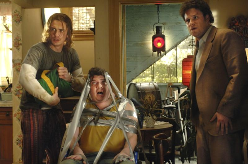Pineapple Express (Credit: Sony Pictures)