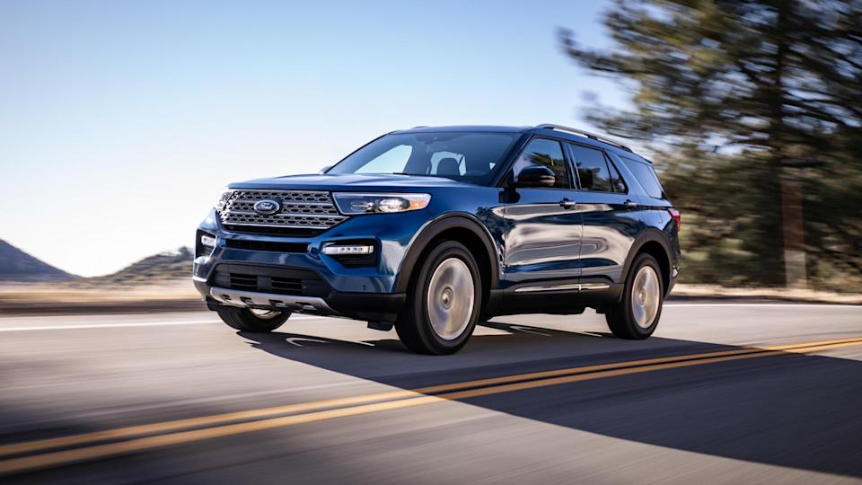 Ford introduces its all-new 2020 Explorer – a complete redesign of America's all-time best-selling SUV – that now features the broadest model lineup ever, more power and space, and smart new technologies to help tackle life's adventures.