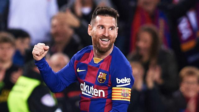 Ilkay Gundogan labelled Barcelona great Lionel Messi the star player of the current generation.