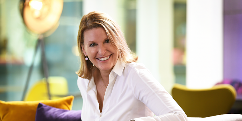 21) Claire Gillis, international CEO, WPP Health Practice. Photo: WPP Health Practice