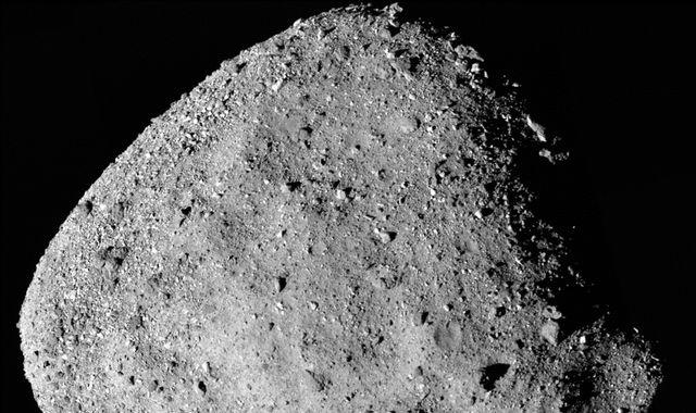 NASA spacecraft to collect asteroid sample in 'touch-and-go' manoeuvre