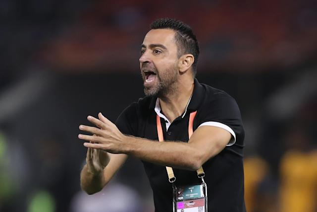 Xavi ready to replace Valverde ahead of the 2020-21 season: AFP via Getty Images
