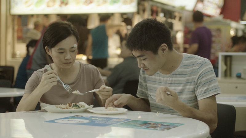Malaysian actress Yeo Yann Yann and Taiwanese actor Devin Pan in Lian, Episode 1 of HBO Asia's Invisible Stories. (PHOTO: HBO Asia)