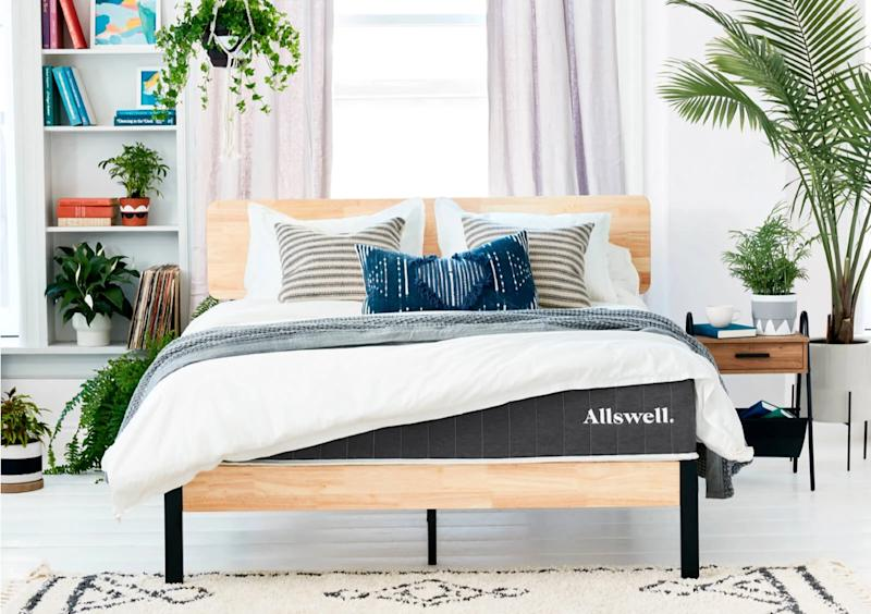 The Allswell mattress. (Photo: Allswell)