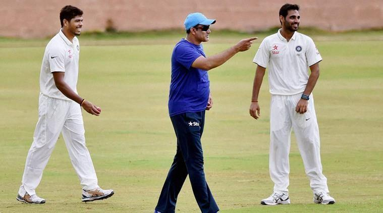 Image result for kumble coaching