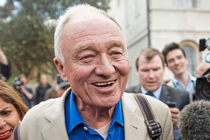Staying on: Ken Livingstone will remain in the Labour Party following his hearing