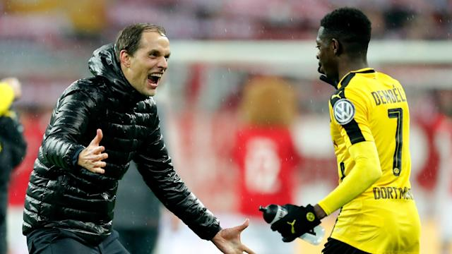 Borussia Dortmund coach Thomas Tuchel was understandably delighted with his side's DFB-Pokal win over rivals Bayern Munich.