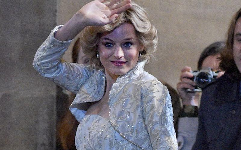 Emma Corrin will play Princess Diana in The Crown