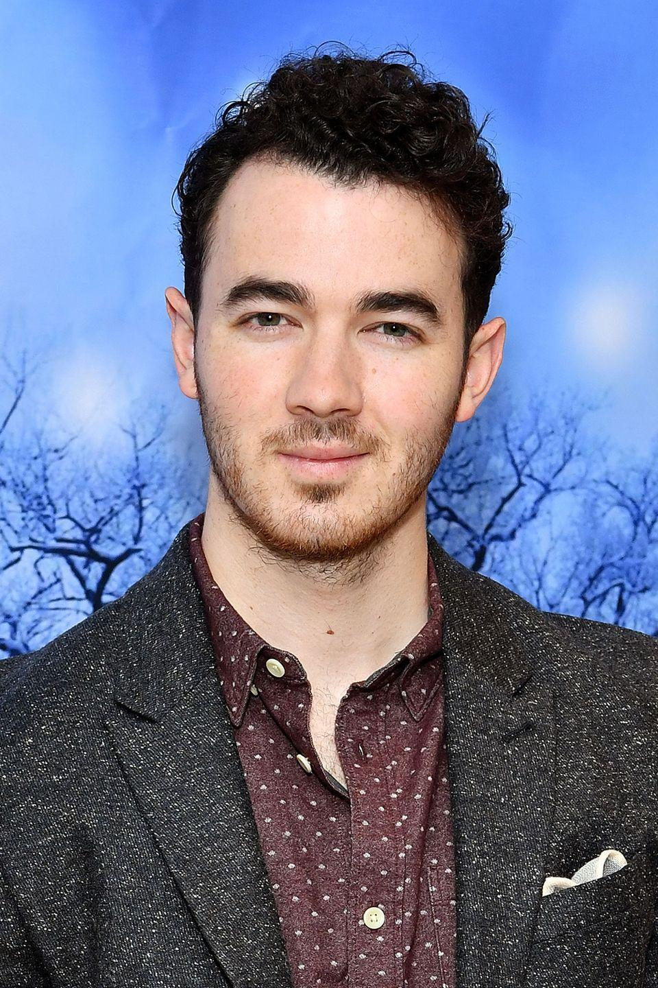 """<p>Kevin Jonas is another celebrity who wore a purity ring as a symbol of his commitment to remaining a virgin until saying, """"I do."""" He got married to Danielle Deleasa in 2009 after a two-year relationship. """"I could've gotten married the day after we got engaged,"""" Kevin joked with <em><a href=""""http://people.com/celebrity/sean-lowe-tim-tebow-lolo-jones-celebrity-virgins/#kevin-jonas"""" rel=""""nofollow noopener"""" target=""""_blank"""" data-ylk=""""slk:People"""" class=""""link rapid-noclick-resp"""">People</a></em>. """"We'd have gone crazy waiting any longer.""""</p>"""