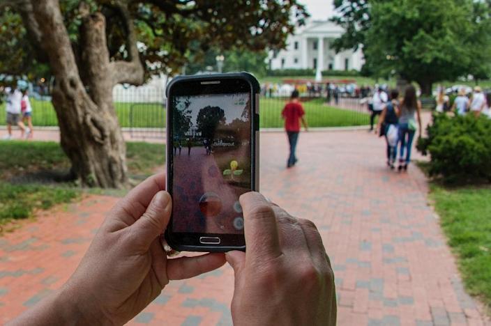 Industry tracker Sensor Tower estimated that Pokemon Go generated more than $200 million in revenue during the month after its release in early July (AFP Photo/Jim Watson)