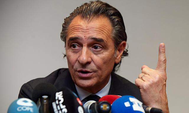 Cesare Prandelli: I said no to Leicester over treatment of Claudio Ranieri