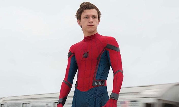Tom Holland has portrayed Spider-Man on the big screen since 2016. (Credit: Marvel)