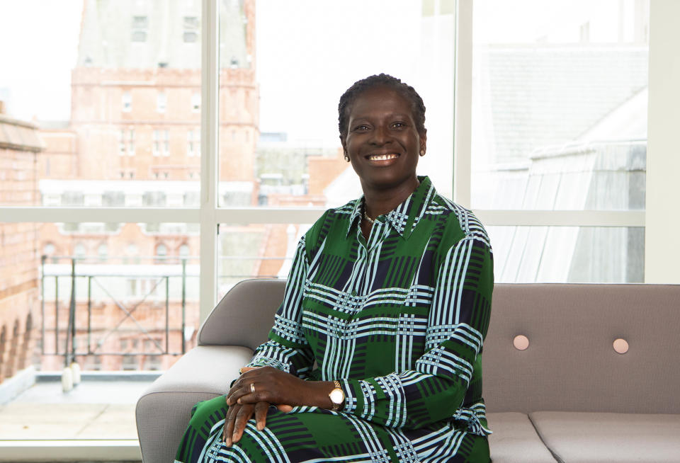 Ade Rawcliffe, ITV's group director of diversity and inclusion. Photo: ITV